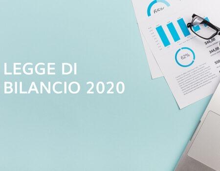 Legge di bilancio 2020